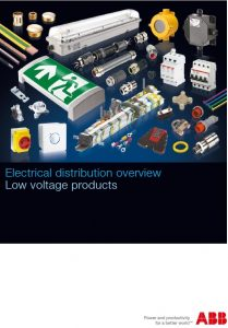 ABB Low Voltage products
